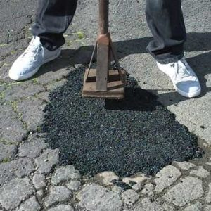 Coldmix Pothole Repair